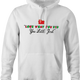 funny Home Alone you little jerk for x-mas and christmas holiday season Parody white hoodie