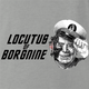 ernest borgnine star trek ash grey t-shirt