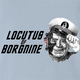 ernest borgnine star trek light blue t-shirt