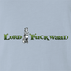 shrek lord farquaad fu*kwad light blue t-shirt