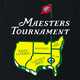 funny Game Of Thrones The Masters Golf Tournament t-shirt black