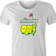 funny Game Of Thrones The Maesters Golf Tournament t-shirt white women's