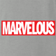 funny Marvel Comic Books Movie - Marvelous Mashup Ash Grey t-shirt