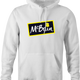 funny The simpsons McBain McCain frozen food mashup  men's hoodie