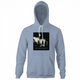 funny the exorcist mexican parody light blue hoodie