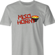 Me So Horny! Funny Miso Soup Full Metal Jacket Mashup men's t-shirt