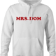 funny canadian mr. sub dominatrix hoodie