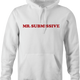 funny canadian mr. sub submissive white hoodie