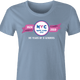 nyc baskin robbins 31 genders women's light blue t-shirt