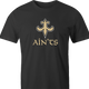 funny New Orleans Aints Parody men's t-shirt