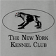 funny new york kennel club ghostbusters terror dog ash grey t-shirt