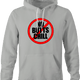 Funny Encino Man Movie | No Butts Chill Parody T-Shirt Ash Grey Hoodie