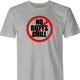 Funny Encino Man Movie | No Butts Chill Parody Men's T-Shirt