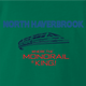 north haverbrook simpsons monorail green t-shirt