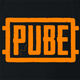 Pube PUBG multiplayer parody gaming t-shirt black