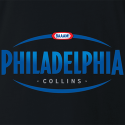 "Funny Trailer Park Boys Philadelphia ""Phil"" Collins Parody White Men's T-Shirt"