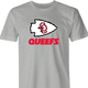 funny Kansas City Queefs Superbowl Champions Parody men's t-shirt