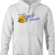 Royale With Cheese pulp fiction mcdonalds parody hoodie sweatshirt