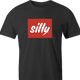 funny Silly Coffee Lover parody men's t-shirt