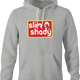 funny Slim Shady Eminem - Snap Into A Slim Jim Mashup t-shirt Ash Grey hoodie