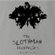 funny sloth from goonies mothman prophecies mashup ash grey t-shirt