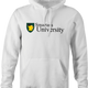 funny Smartass University t-shirt white hoodie