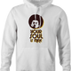 funny mortal kombat shang tsung soul is mine white hoodie