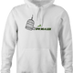 funny Spring a Leak Play On Words Sprung A Leak white hoodie