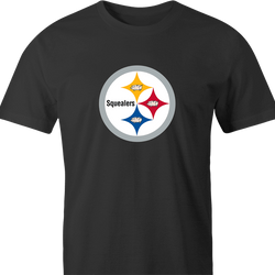 funny Pittsburgh Steelers Squealers Parody men's t-shirt