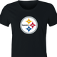 funny Pittsburgh Steelers Squealers Parody women's black