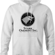 funny Wolf of Wall street Game of thrones mashup white hoodie