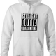 funny Straight-Outta-Quarentine -  Straight-Outta-compton Parody white men's hoodie