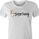 Funny Go Sugar Daddy  Parody White Women's T-Shirt