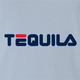 funny drinking tequila t-shirt light blue