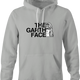 funny Wayne's World Funny Garth Face t-shirt Ash Grey hoodie