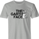 funny Wayne's World Funny Garth Face men's t-shirt