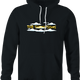 funny The Simpson The Thompson black hoodie