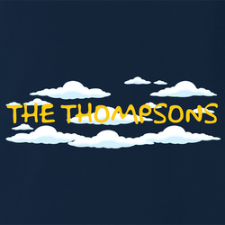 funny The Simpson The Thompson men's t-shirt
