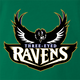 Funny Gam of thrones football Three Eyed Ravens green t-shirt