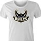 Funny Gam of thrones football Three Eyed Ravens women's ash t-shirt