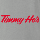 Funny Timmy Ho's Famous Canadian Coffee Shop ash grey t-shirt