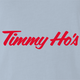 Funny Timmy Ho's Famous Canadian Coffee Shop light Blue t-shirt