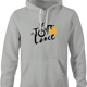 funny Tour De France Lance Arsmstrong Cheating t-shirt Ash Grey hoodie