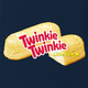 funny Twinkie Twinkie Little Start Parody Navy Blue tee