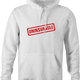 funny Uninsurable - Insurance Parody  men's hoodie