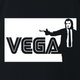 cool vincent vega pulp fiction sega parody black