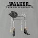 Walker texas Ranger is very old parody Chuck Norris t-shirt grey