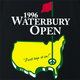 funny waterbury open happy gilmore golf black t-shirt