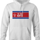 funny we the north toronto raptors north korea white hoodie