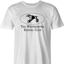funny westminster kennel club ghostbusters terror dog men's t-shirt
